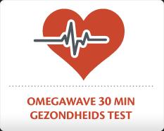 Omegawave 30 min gezondheidstest