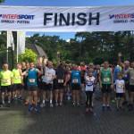 Hardloop wedstrijd Instituut Jacob Cats voor het goede doel - MS Fonds